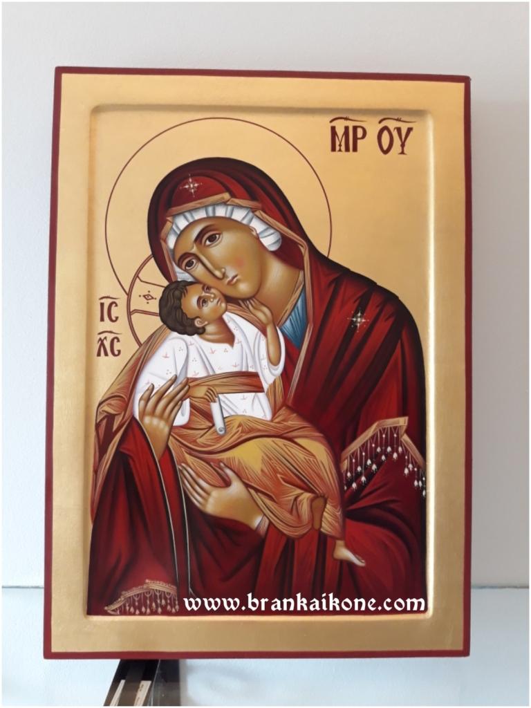 Presveta Bogorodica - Pravoslavne ikone